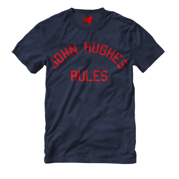 Tees - John Hughes Rules Shirt by Hatch For Kids