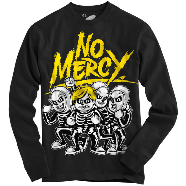 Long Sleeve - No Mercy Long Sleeve Pullover