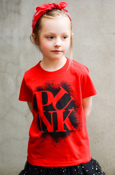 Tees - Love Punk Tee Shirt