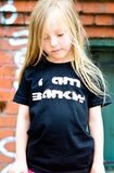 I Am Banksy Shirt by Hatch For Kids