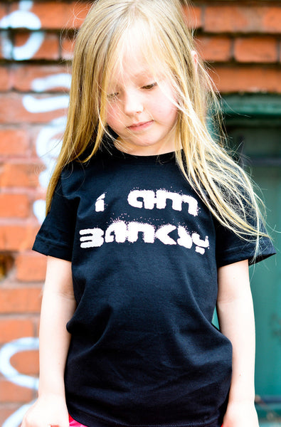 Tees - I Am Banksy Tee Shirt