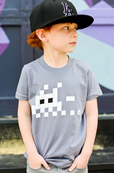 Invader Shirt by Hatch For Kids