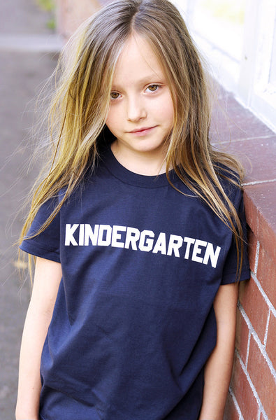 Kindergarten Shirt by Hatch For Kids