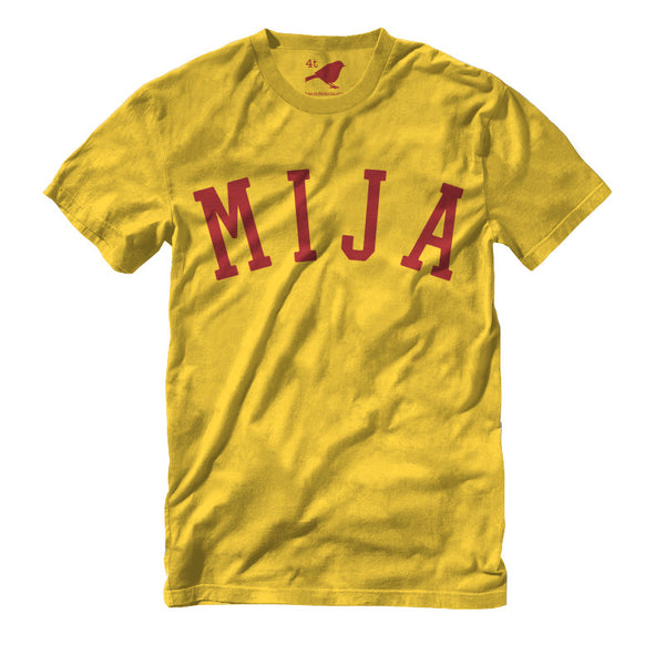 Mija Shirt (Yellow)