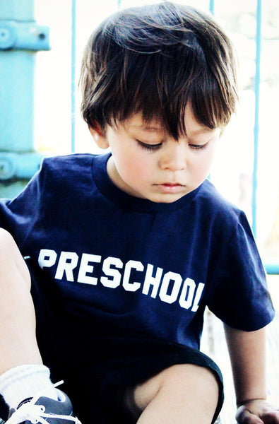 Preschool Shirt by Hatch For Kids