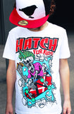 Thrashin' Shirt by Hatch For Kids