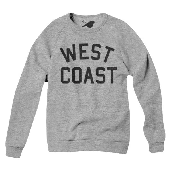 Long Sleeve - West Coast Sweatshirt