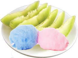 honeydew cotton candy