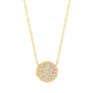 Diamond Willow Necklace