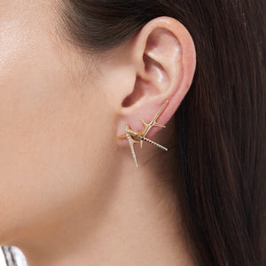 Thorn Earrings