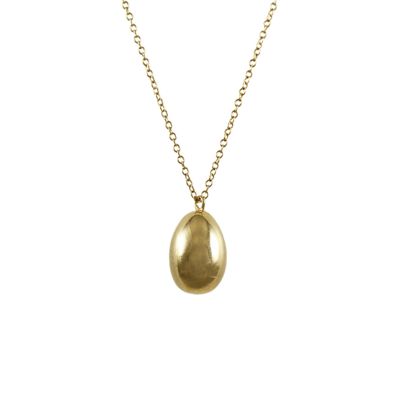 Solid Bird's Egg Necklace