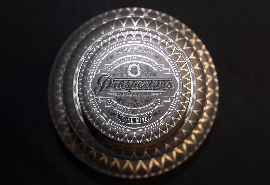 Prospectors Travel Tins