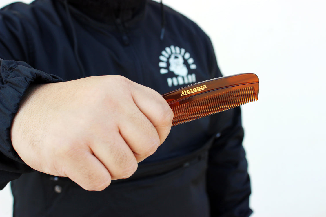 Comb Your Way To Great Style