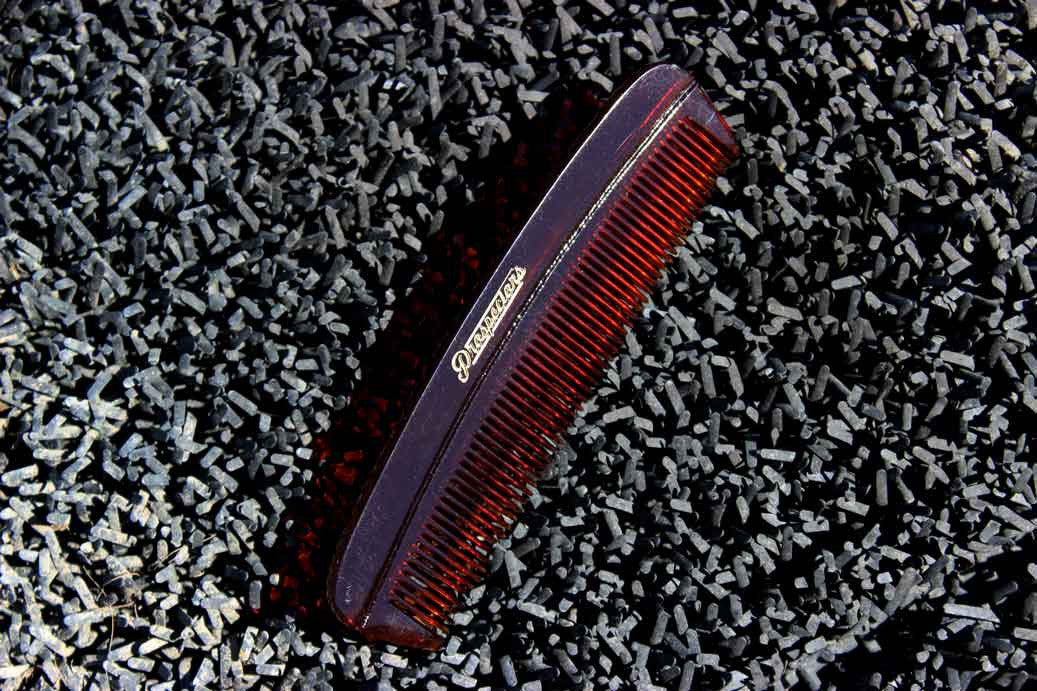Prospectors pomade pocket comb for the best hairstyles and hair types