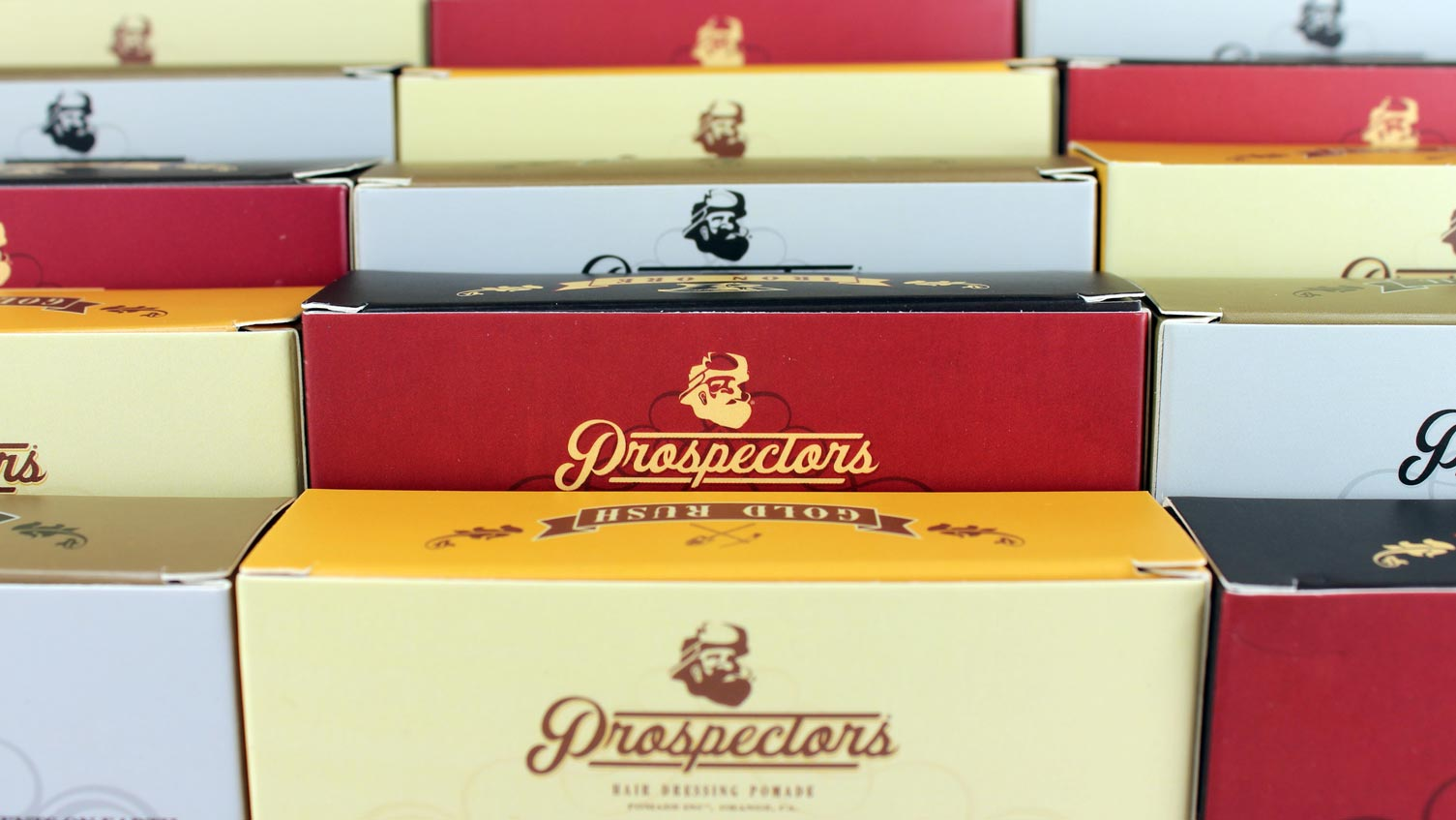 prospectors pomade array