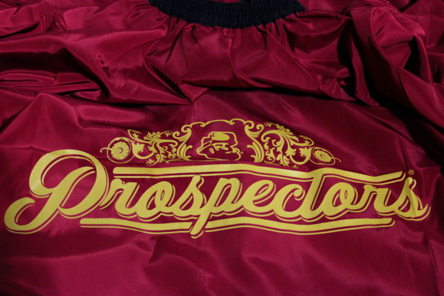 Prospectors cape in burgundy from the best pomade company in the world