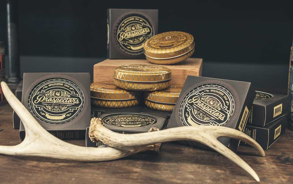 Pomades by Prospectors