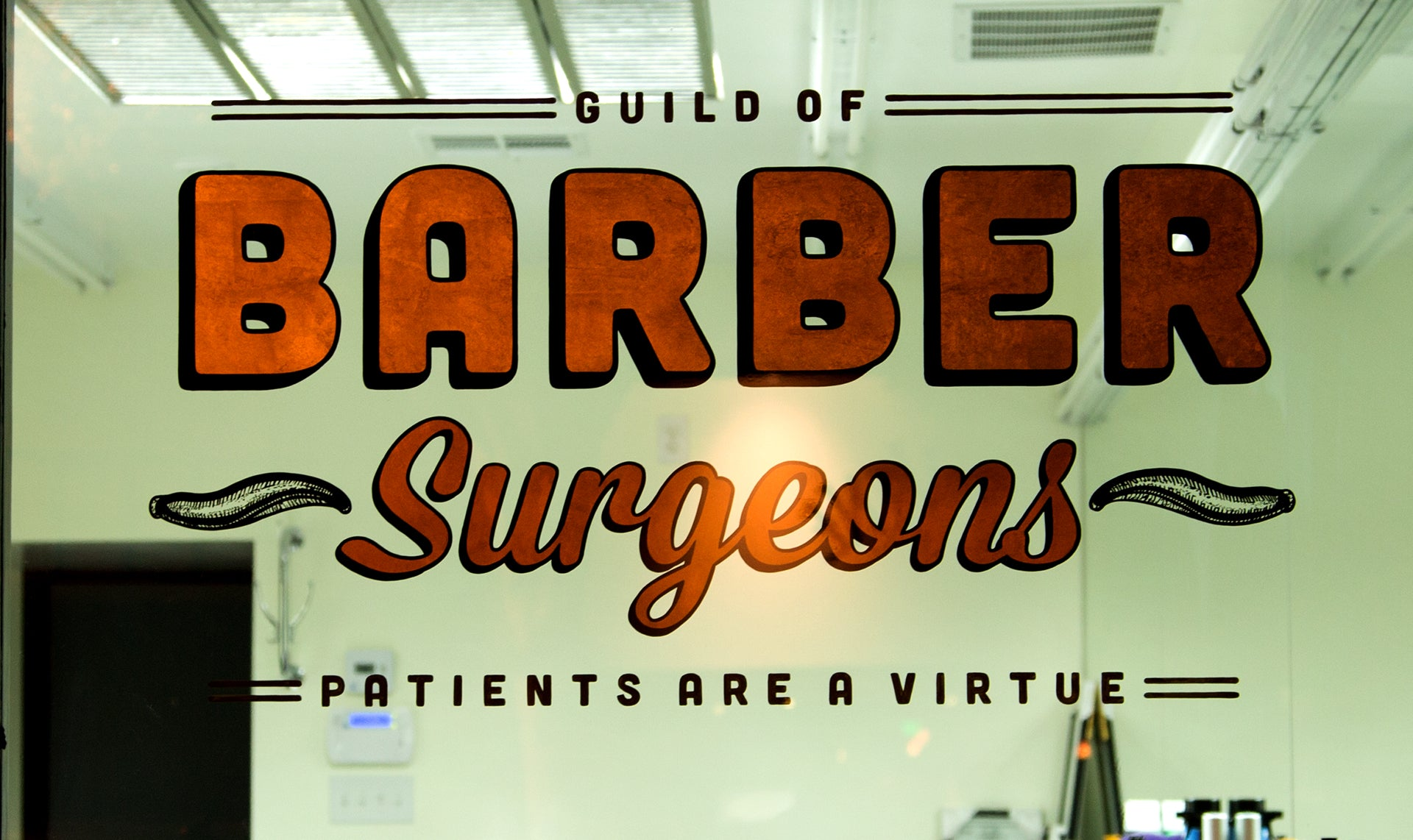 Fullerton's Barber Surgeons where patients are a virtue