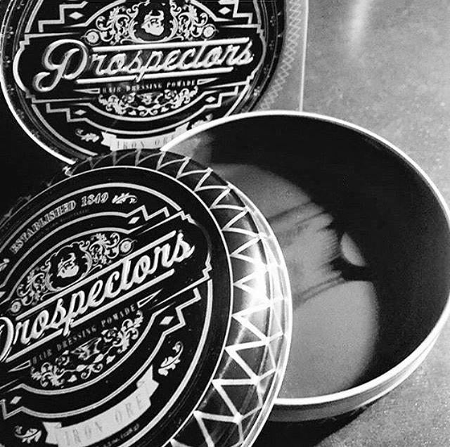 coltondaleharriss prospectors pomade black and white photography