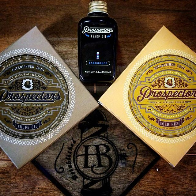 henrys_barber_shop_ptbo instagram picture with prospectors pomade