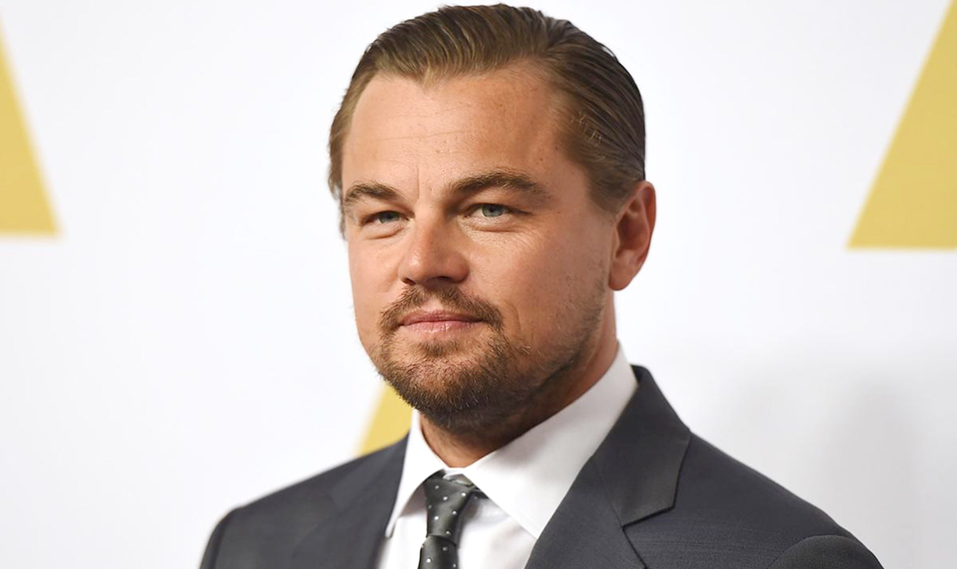 How to- Leonardo DiCaprio's Hairstyle - The Side swept