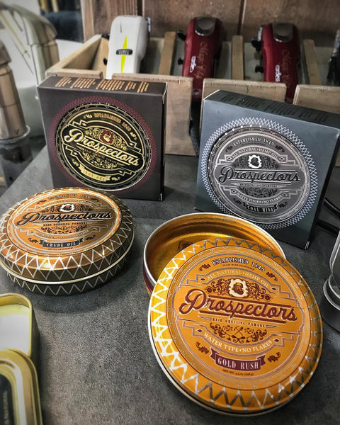 Prospectors Pomade Whats Your Look