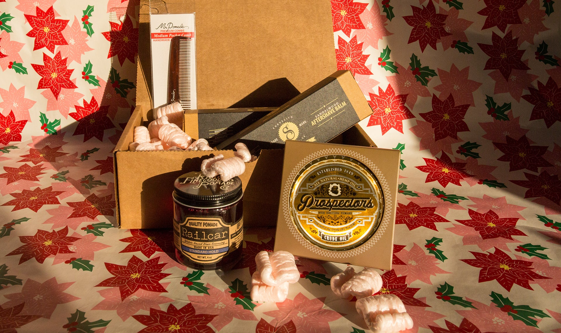 Mr. Pomade Holiday Box Set