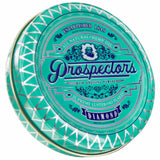 Prospectors Diamond Pomade 4 ounce tin jar - Front view