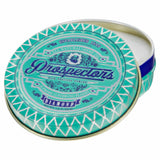 Prospectors Diamond Pomade 1.3 ounce tin jar - Open view