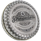 Prospectors Coal Mine Matte Pomade 4 ounce tin jar - Front view
