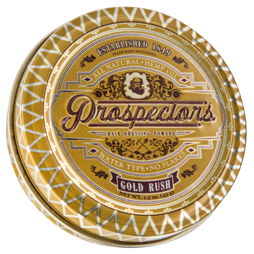 Prospectors Gold Rush 1.5oz Tin - Front