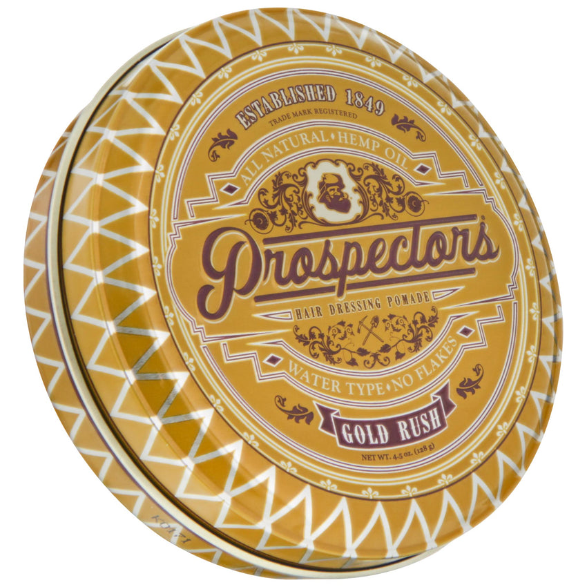 Prospectors Gold Rush 4.5oz Tin - Front