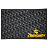 Prospectors Barber Mat Black & Gold