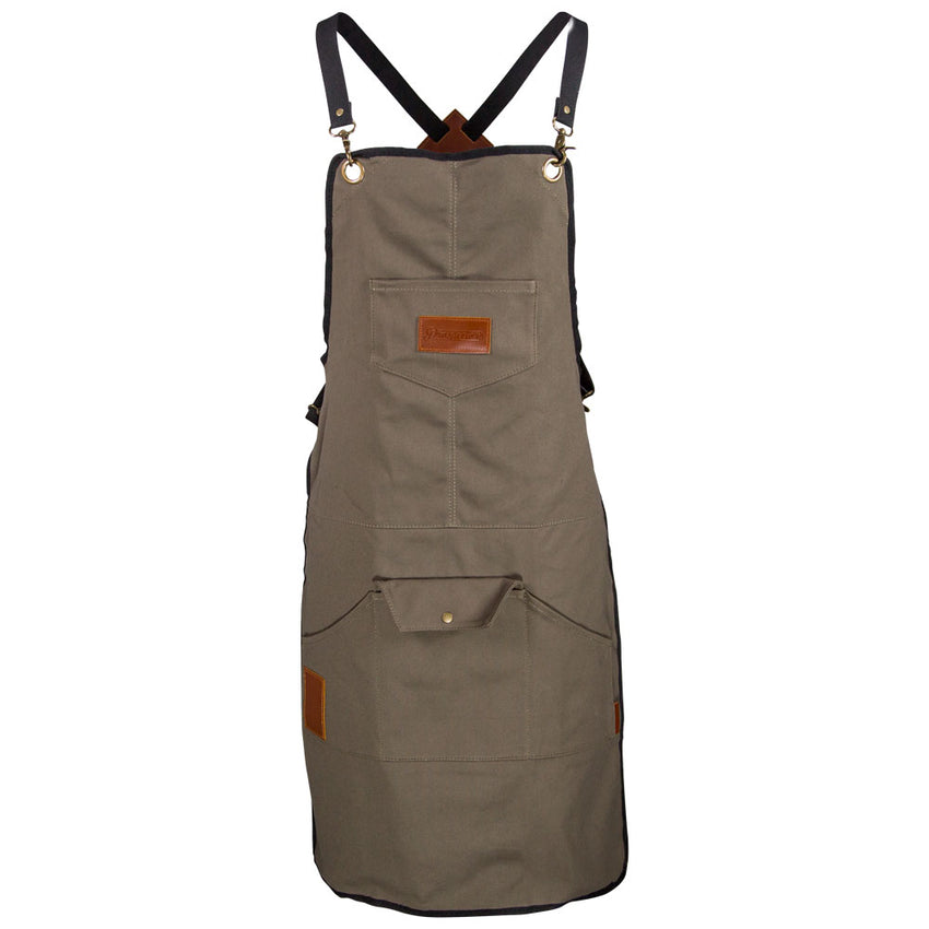 Prospectors Brown Work Apron