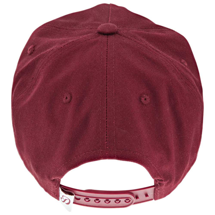 Prospectors Logo Patch Hat- Back