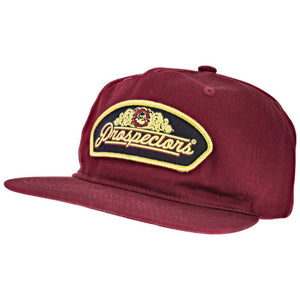 Prospectors Logo Patch Hat