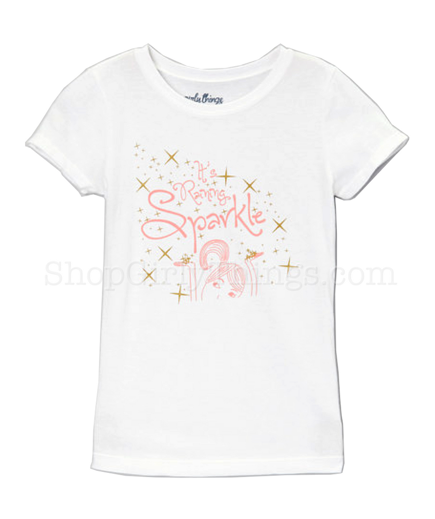 It's Raining Sparkle Tee