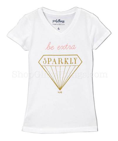 be extra Sparkly Tee