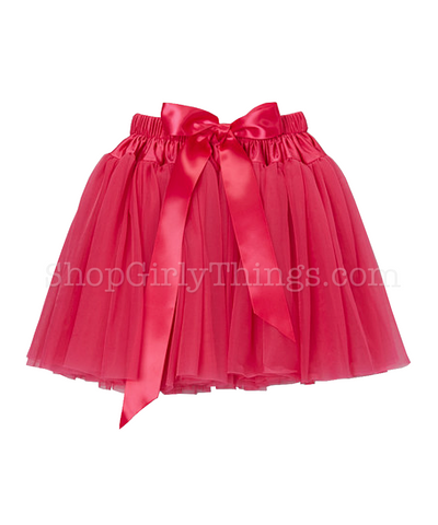 Morgan Skirt - Hot Pink