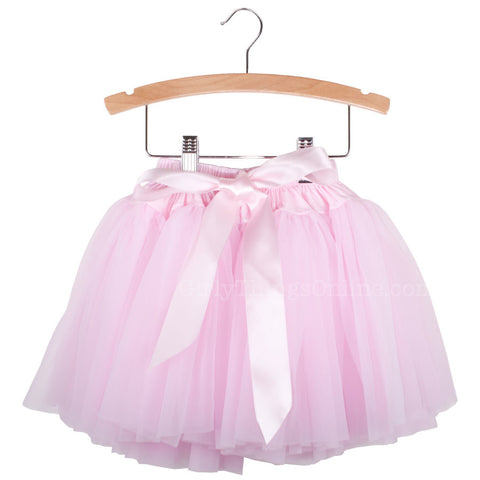 Morgan Skirt - Light Pink