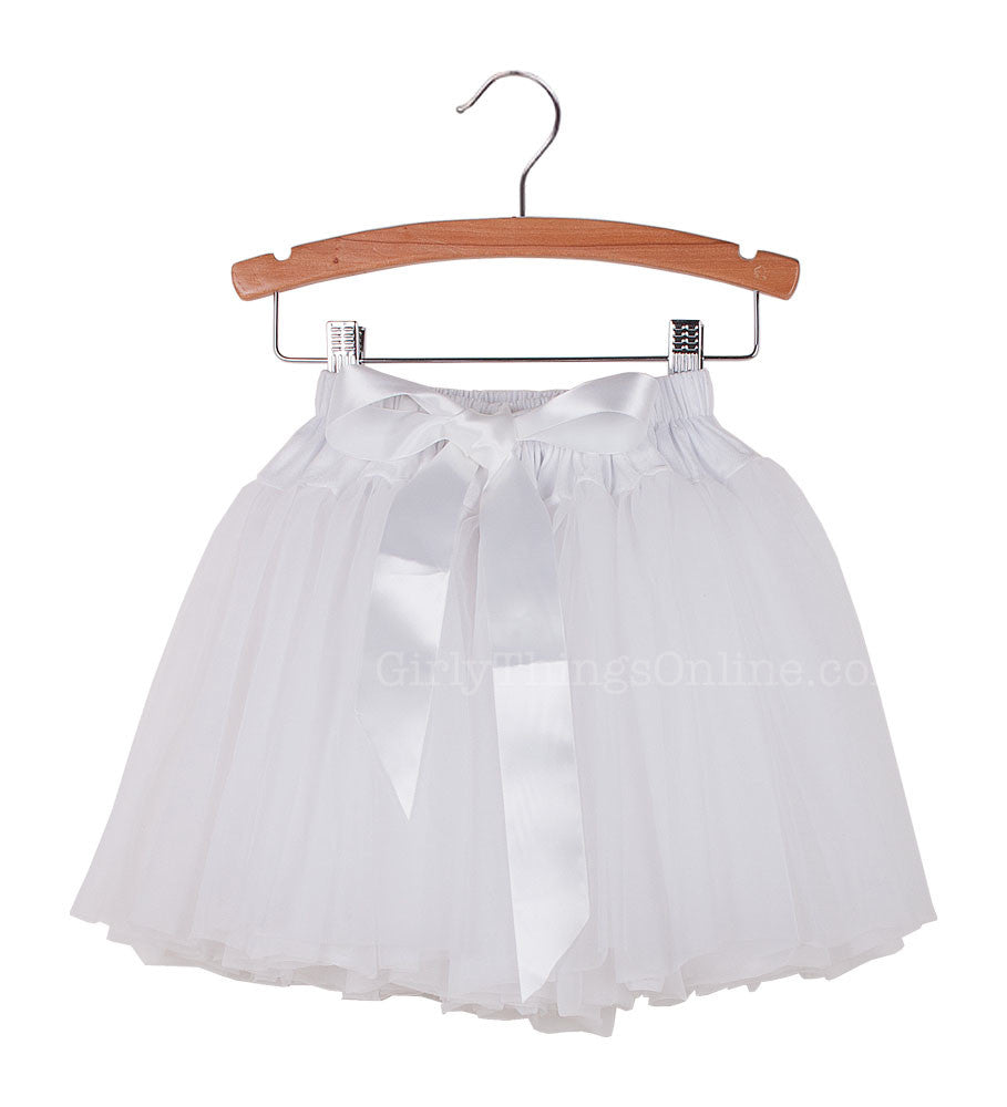 Morgan Skirt - White