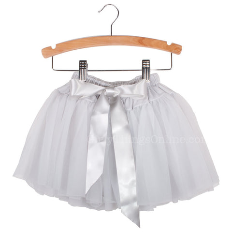 Morgan Skirt - Silver
