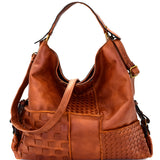 VSB Handbags Patchwork Rustic Handbag