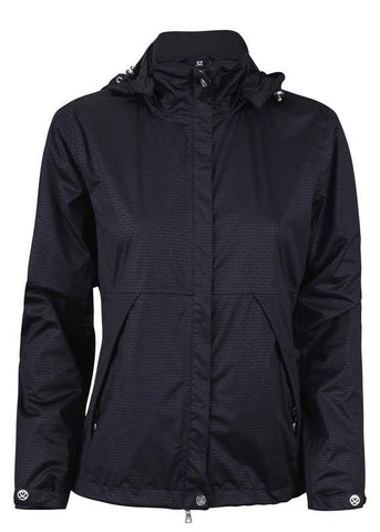 Daily Sports Merion Black Rain Jacket