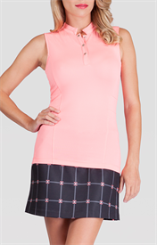 Tail Majestic Sunrise Jayla Sleeveless Polo