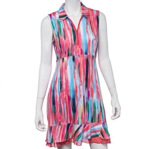 EP Pro Shangri La Brushstroke Dress