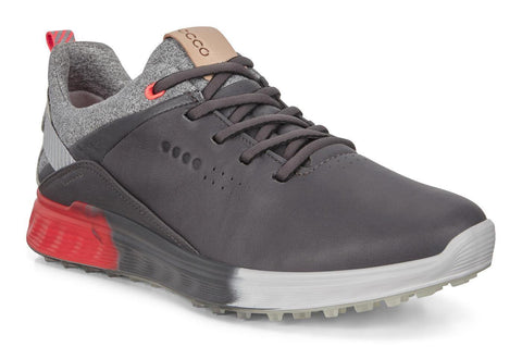 ECCO Women's S-Three Golf Shoes - Magnet