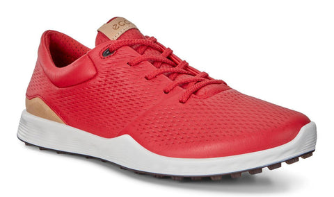 ECCO Women's S-Lite Golf Shoe - Tomato