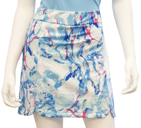 EP Pro Al Fresco Watercolor Skort