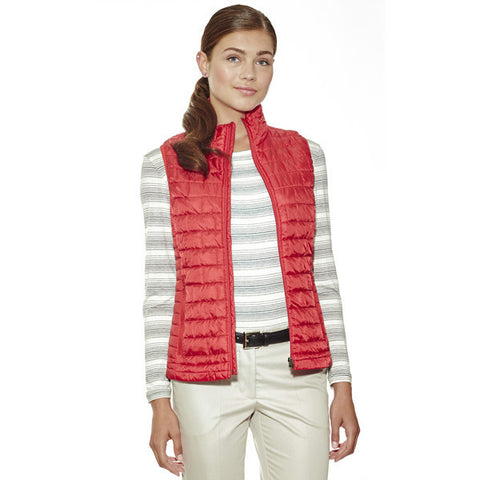 Lizzie Driver Andalusia Quilted Vest